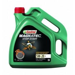 Двигателно масло MAGNATEC...